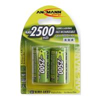 mpataria ansmann rechargeable nimh size c 2500mah photo