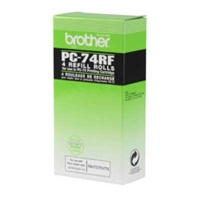 brother pc 74rf 4 refill rolls gia t72 74 76 78 photo