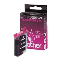 gnisio ink brother lc02m magenta photo