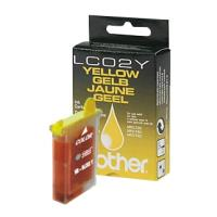 gnisio ink brother lc02y yellow photo
