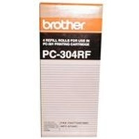 gnisio ink refill fax brother 4 ribbons me oem pc 304rf photo