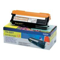 gnisio brother toner gia hl 4150cdn yellow oem tn325y photo