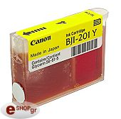 gnisio melani canon yellow me oem bji 201y photo