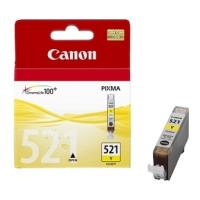 gnisio melani canon kitrino yellow me oem cli 521y photo