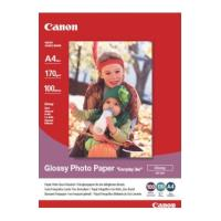 gnisio photo paper canon glossy a4 100 fylla me oem gp 501 photo