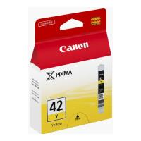 gnisio melani canon cli 42 y yellow me oem 6387b001 photo