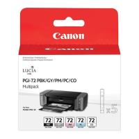 gnisio melani canon pgi 72 multi pack me oem 6403b007 photo