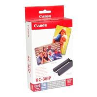 gnisio canon paper kc 36ip 36 sheets me oem 7739a001 photo