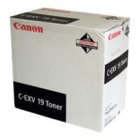 gnisio toner canon c exv19 black me oem 0397b002 photo