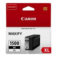 gnisio melani canon pgi 1500xl bk gia maxify series black me oem 9182b001 photo