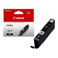 gnisio melani canon cli 551 black me oem 6508b001 photo