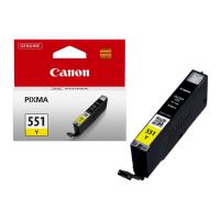gnisio melani canon cli 551 yellow me oem 6511b001 photo