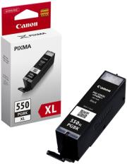 gnisio melani canon 550xl pigment black me oem 6431b001 photo