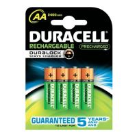 mpataria duracell rechargeable aa 2500mah 4tem photo