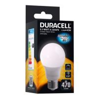 lamptiras duracell led e27 63w 2700k dimmable photo