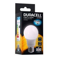 lamptiras duracell led e27 9w 2700k dimmable photo