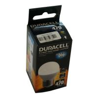 lamptiras duracell miniglobe led e27 62w 2700k dimmable photo