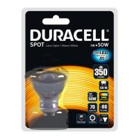 lamptiras duracell filament spot led gu10 5w 3000k photo