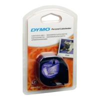 dymo rolo etiketas 12 mm x 4 m diafanes plastiko 16951 photo