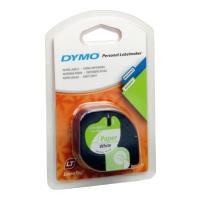 dymo rolo etiketas 12 mm x 4 m diafanes leyko 91220 photo