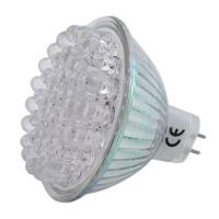 lamptiras led eaxus mr16 mr16 gu53 12v white cold 2w photo