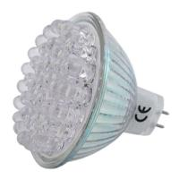 lamptiras led eaxus mr16 mr 16 gu53 12v white warm 2w photo