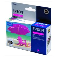 gnisio melani epson magenta high capacity me oem t044340 photo