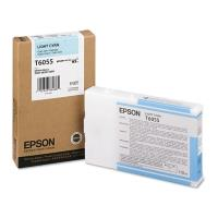 gnisio melani epson light cyan 110ml me oem t605500 photo