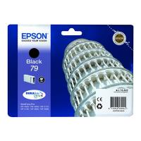 gnisio melani epson t79 ink black me oem c13t79114010 photo