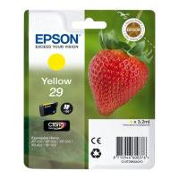 gnisio melani epson yellow claria home 29 t2984oem c13t29844010 photo