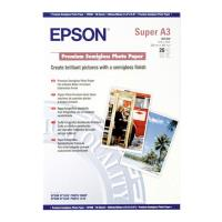 gnisio epson premium semi gloss photo paper a3 20 fylla me oem s041328 photo