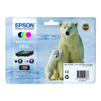 gnisio melani epson 26xl multipack me oem c13t26364010 photo