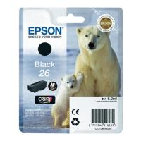 gnisio melani epson 26 black me oem c13t26014010 photo