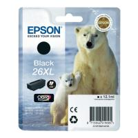 gnisio melani epson 26xl black me oem c13t26214010 photo