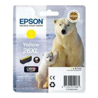 gnisio melani epson 26xl yellow me oem c13t26344010 photo