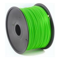 gembird abs plastic filament gia 3d printers 175 mm lime photo