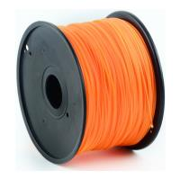 gembird abs plastic filament gia 3d printers 175 mm orange photo