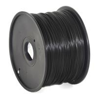 gembird abs plastic filament gia 3d printers 3 mm black photo