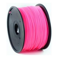 gembird abs plastic filament gia 3d printers 3 mm pink photo