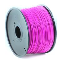 gembird abs plastic filament gia 3d printers 3 mm purple photo