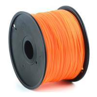 gembird hips plastic filament gia 3d printers 175 mm orange photo