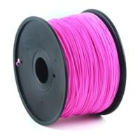 gembird hips plastic filament gia 3d printers 3 mm magenta photo