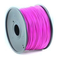 gembird hips plastic filament gia 3d printers 3 mm purple photo