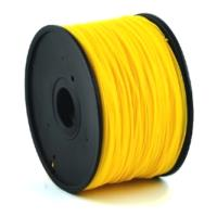 gembird pla plastic filament gia 3d printers 175 mm golden yellow photo