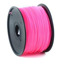 gembird pla plastic filament gia 3d printers 175 mm pink photo
