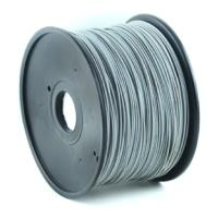 gembird pla plastic filament gia 3d printers 3 mm gray photo
