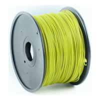 gembird pla plastic filament gia 3d printers 3 mm olive photo