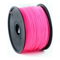 gembird pla plastic filament gia 3d printers 3 mm pink photo