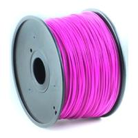 gembird pla plastic filament gia 3d printers 3 mm purple photo