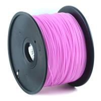 gembird pla plastic filament gia 3d printers 3 mm violet photo